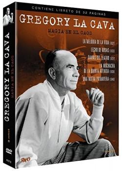 PACK GREGORY LA CAVA (DVD)