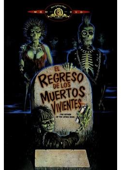 El Regreso De Los Muertos Vivientes [DVD]