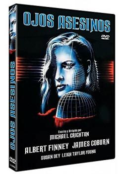 OJOS ASESINOS (DVD)