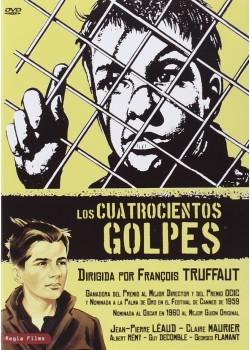 LOS CUATROCIENTOS GOLPES (DVD)