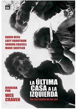 LA ÚLTIMA CASA A LA IZQUIERDA (DVD)