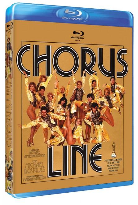 CHORUS LINE (BLU-RAY)