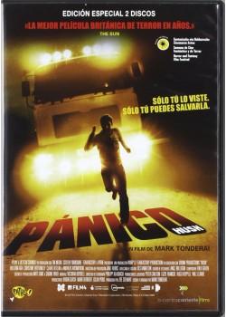 PANICO (DVD)