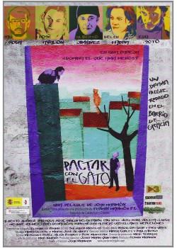 PACTAR CON EL GATO (DVD)