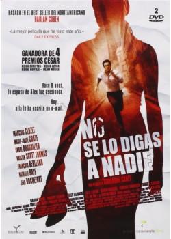 NO SE LO DIGAS A NADIE (DVD)