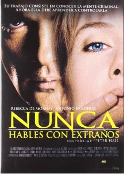 NUNCA HABLES CON EXTRAÑOS (DVD)
