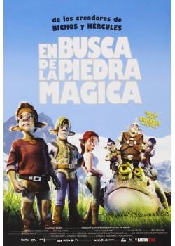 EN BUSCA DE LA PIEDRA MAGICA (DVD)