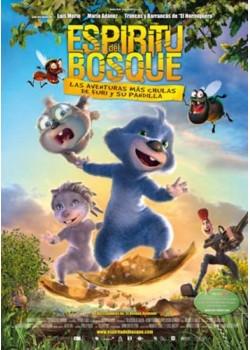 ESPIRITU DEL BOSQUE (ED. ESP.)(DVD)