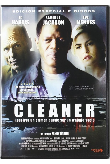 CLEANER DVD