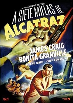A SIETE MILLAS DE ALCATRAZ (DVD)