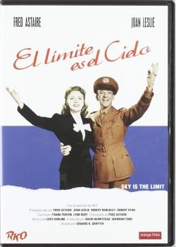 EL LIMITE ES EL CIELO (RKO) (DVD)