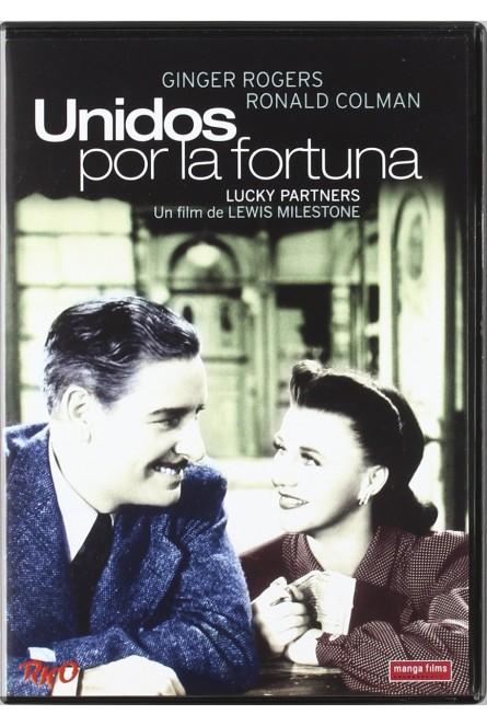 UNIDOS POR LA FORTUNA (RKO) (DVD)