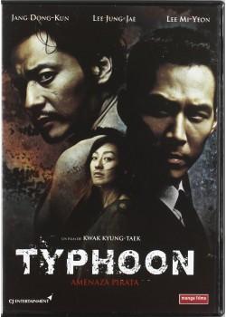 Typhoon: Amenaza Pirata [DVD]