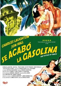 SE ACABO LA GASOLINA (DVD)