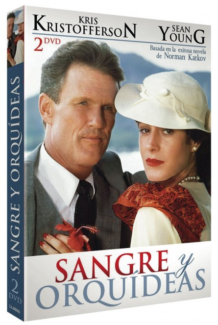 SANGRE Y ORQUIDEAS (DVD)