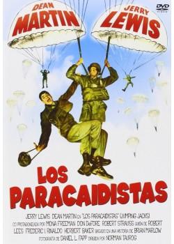 LOS PARACAIDISTAS (DVD)