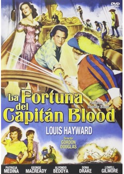 LA FORTUNA DEL CAPITAN BLOOD (DVD)