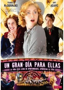 UN GRAN DIA PARA ELLA (DVD)