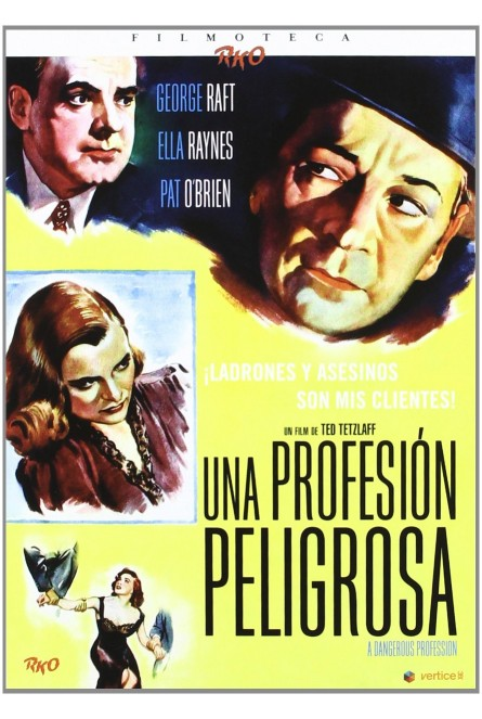 UNA PROFESION PELIGROSA (DVD)