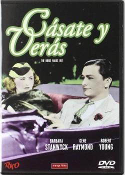 CASATE Y VERAS (DVD)