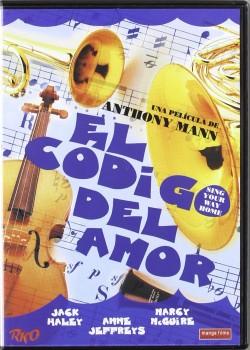 EL CODIGO DEL AMOR (RKO)(DVD)