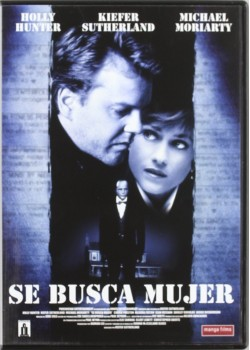 SE BUSCA MUJER (DVD)