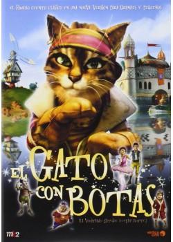 EL GATO CON BOTAS (DVD)