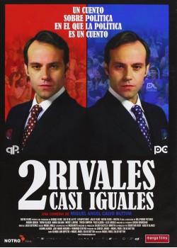 2 RIVALES CASI IGUALES