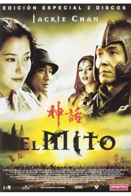 EL MITO (J. CHAN) (DVD)