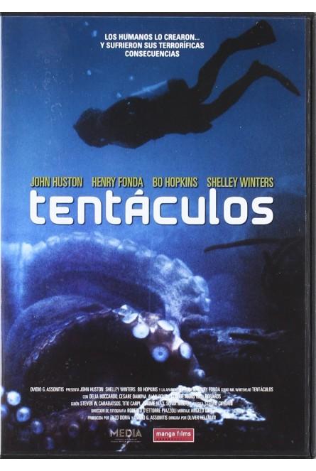 Tentaculos [DVD]