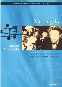 MUSSORGSKY: COLECCION GRANDES GENIOS DE LA MUSICA