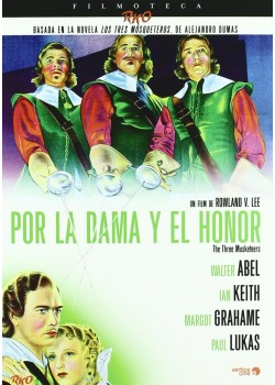 POR LA DAMA Y EL HONOR (DVD)