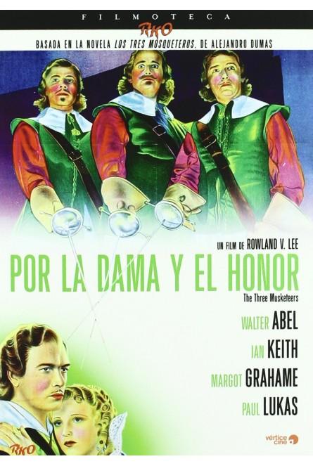 POR LA DAMA Y EL HONOR (DVD)