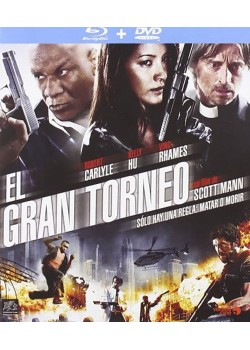 EL GRAN TORNEO [Combo DVD + Blu-ray]