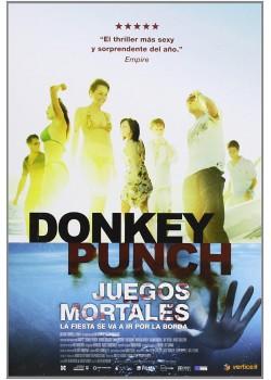 DONKEY PUNCH: JUEGOS MORTALES (DVD)