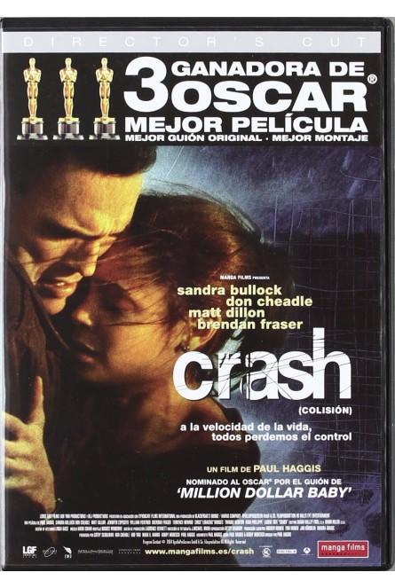 CRASH (EDICION ECONOMICA) (DVD)