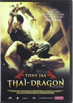 THAI-DRAGON (EDICION ECONOMICA) (DVD)