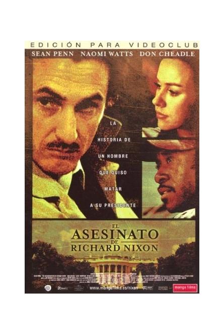 EL ASESINATO DE RICHARD NIXON (DVD)