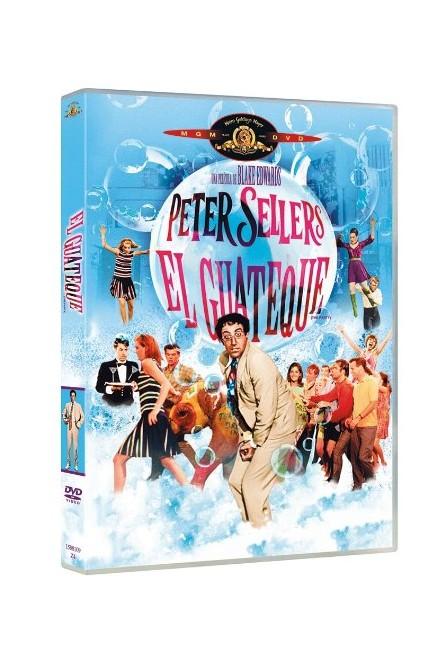 EL GUATEQUE (DVD )
