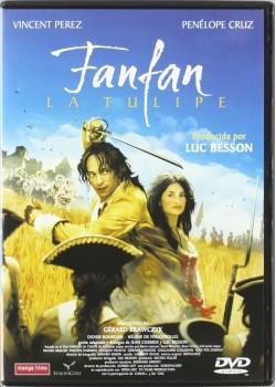 FANFAN LA TULIPE (DVD)