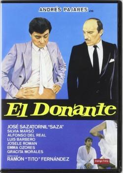 El Donante [DVD]