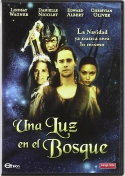 UNA LUZ EN EL BOSQUE (DVD)