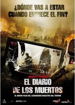 EL DIARIO DE LOS MUERTOS (BLU-RAY)