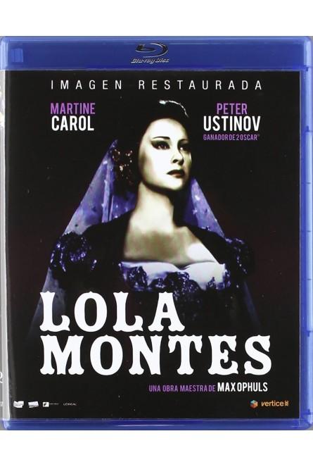 LOLA MONTES (BLU-RAY)