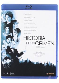 HISTORIA DE UN CRIMEN (BLU-RAY)