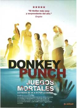 DONKEY PUNCH: JUEGOS MORTALES (BLU-RAY)