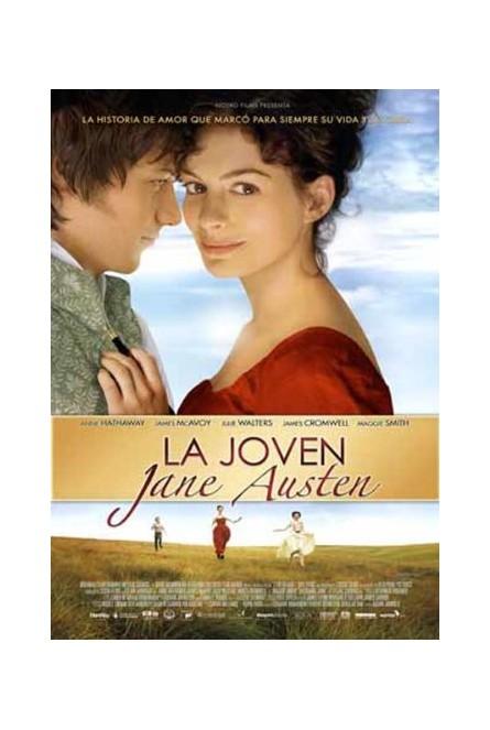 LA JOVEN JANE AUSTEN (BLU-RAY)
