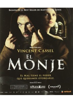 EL MONJE (BLU-RAY)
