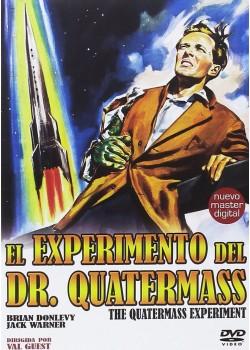 EL EXPERIMENTO DEL DR. QUATERMASS (DVD)