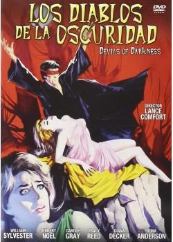 LOS DIABLOS DE LA OSCURIDAD (DVD)
